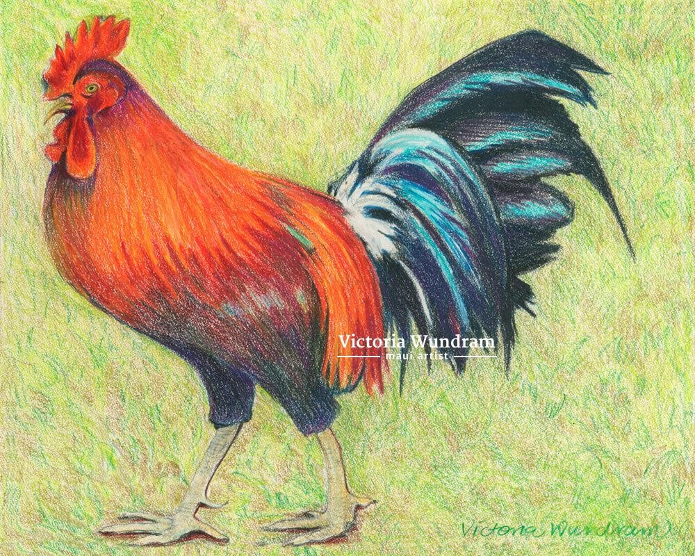 Victoria Wundram | Maui Artist | Crossing the Road to Hana